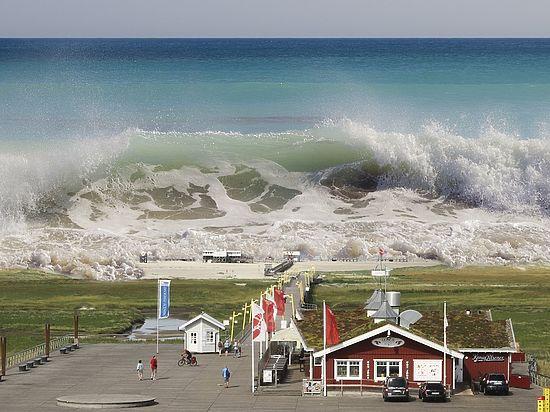 Конспиролог: осколок Нибиру в феврале вызовет на Земле катастрофическое цунами