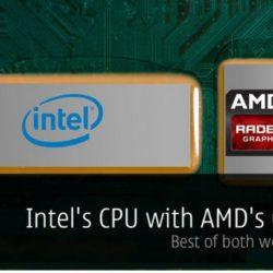 Первый процессор Intel с GPU AMD будет относиться к поколению Kaby Lake и появится на рынке уже в текущем году