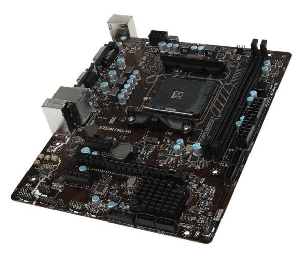 Системные платы с процессорным гнездом AM4 будут стоить от $40