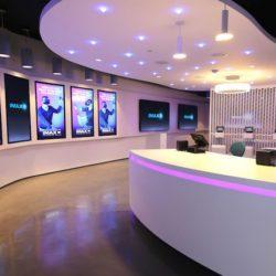 В Лос-Анджелесе открылся первый в мире кинотеатр IMAX VR