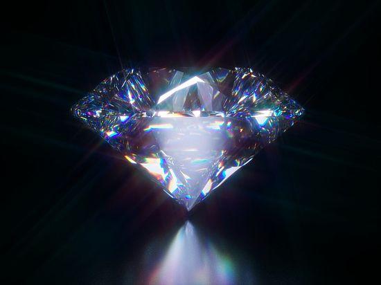 В Архангельской области найден самый большой алмаз в Европе