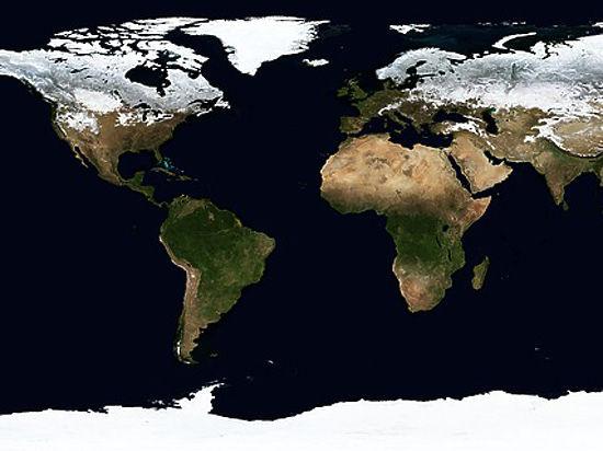 Геологи раскрыли загадку появления первых континентов