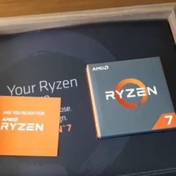 В крупных розничных магазинах процессоры AMD Ryzen уже распроданы