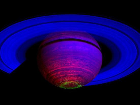 Доказано наличие теплого океана на потенциально обитаемом спутнике Сатурна