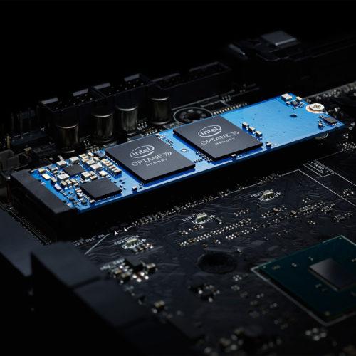 Представлены накопители Intel Optane для настольных ПК