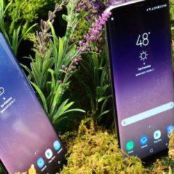 Представлены смартфоны Samsung Galaxy S8 и Galaxy S8+