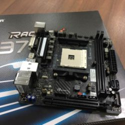 Biostar Racing X370-GTN — первая плата типоразмера mini-ITX с разъемом AM4