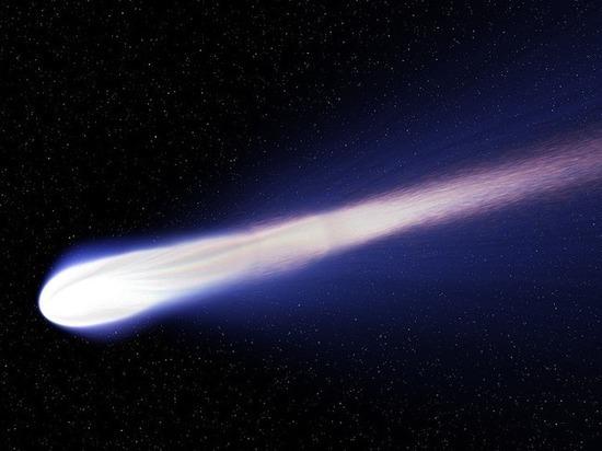 К Земле приближается комета, открытая в 1858 году