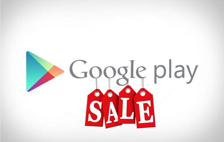 Google позволила разработчикам временно снижать до нуля цены на приложения в Play Store