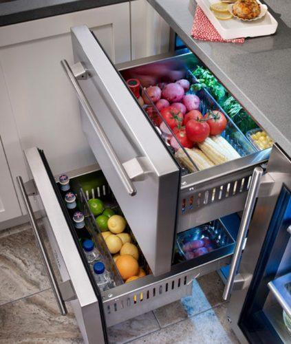 Холодильники для напитков: почему они популярны в теплое время года