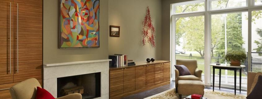 Модные цвета для оформления квартиры