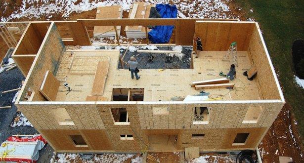 Строительство домов из SIP панелей по канадской технологии
