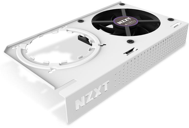 Адаптер NZXT Kraken G12 позволяет установить СВО на 3D-карту