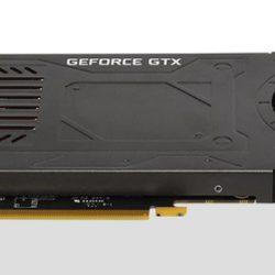 Galax GeForce GTX 1070 Katana — единственная в мире однослотовая модель GTX 1070, которая ещё и разогнана производителем