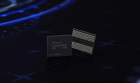 SK Hynix представила самую производительную память GDDR6 для видеокарт с пропускной способностью до 768 ГБ/с