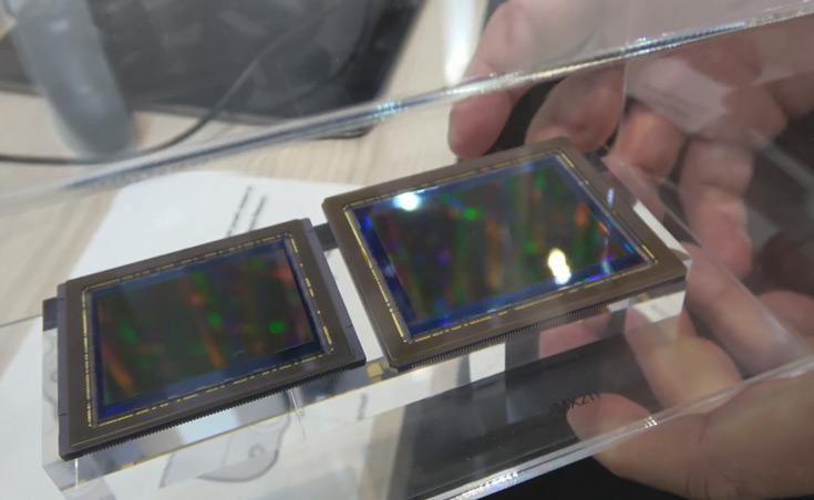 В 2018 году Sony планирует выпустить среднеформатный датчик изображения разрешением 150 Мп