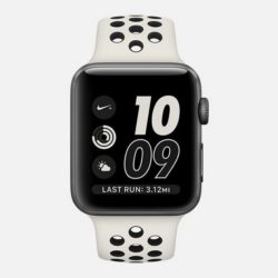 Apple Watch NikeLab — версия умных часов Apple Watch Series 2 в монохромном стиле