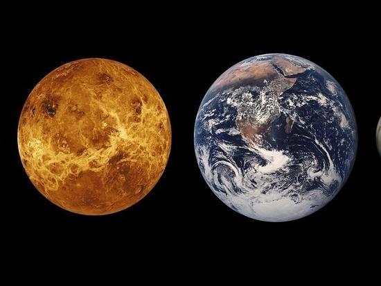 Неподалеку от Солнечной системы обнаружен двойник Венеры