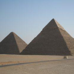 Под Каиром обнаружена новая пирамида