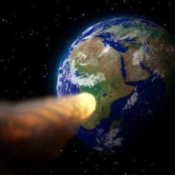 Завтра ночью к Земле приблизится опасный астероид