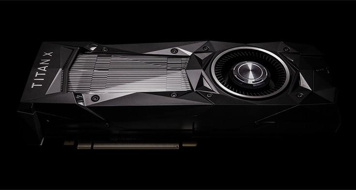 Представлен графический ускоритель Nvidia Titan Xp с 3840 ядрами CUDA и увеличенной частотой памяти