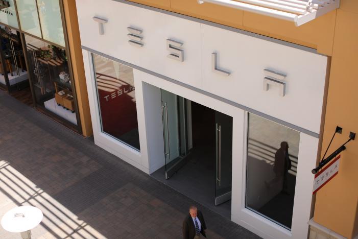 Компания Tesla названа в числе потенциальных покупок Apple
