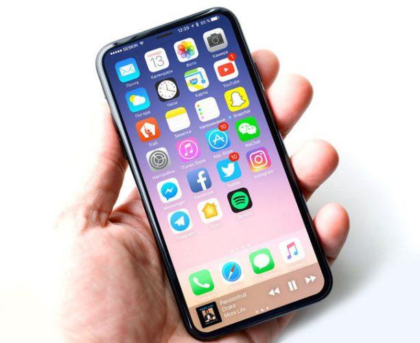 Многочисленные источники из цепочки поставок утверждают, что iPhone 8 поступит в продажу в октябре 2017