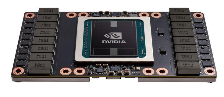 Представлен GPU GV100 поколения Volta: 5376 ядер CUDA, 21,1 млрд транзисторов и 672 дополнительных ядра Tensor Cores