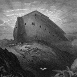 СМИ: археологи обнаружили Ноев ковчег