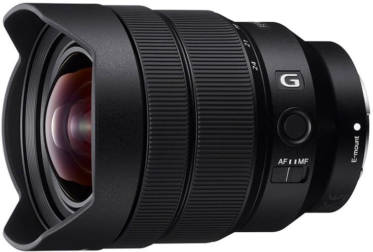 Представлен полнокадровый широкоугольный объектив Sony FE 12-24mm F4 G (SEL1224G)