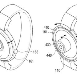 В патентах Samsung описываются умные часы с камерой и дисплеем на ремешке, а также планшет со сворачивающимся дисплеем