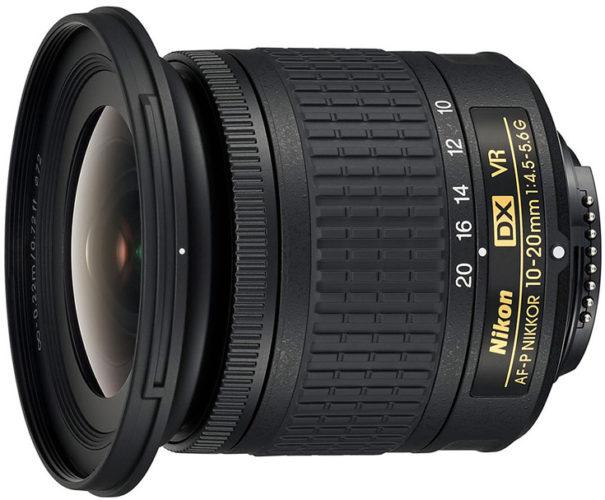 Цена объектива Nikon AF-P DX Nikkor 10-20mm f/4.5-5.6G VR оказалась ниже ожидаемой