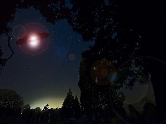 Ученые огорчили свидетелей НЛО в небе над Ташкентом
