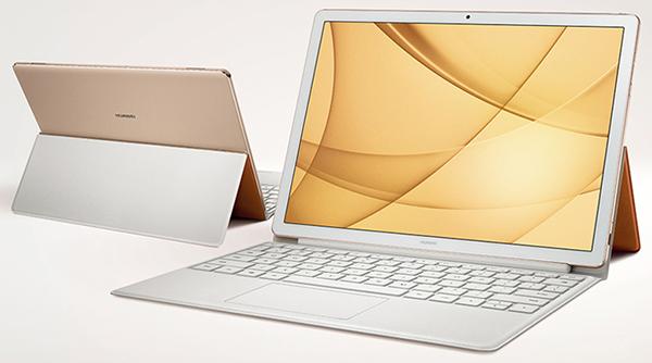 Huawei представила планшет MateBook E и ноутбуки MateBook X и MateBook D