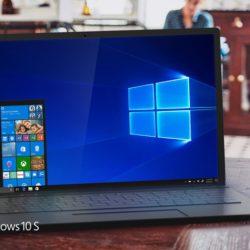 Представлена операционная система Windows 10 S