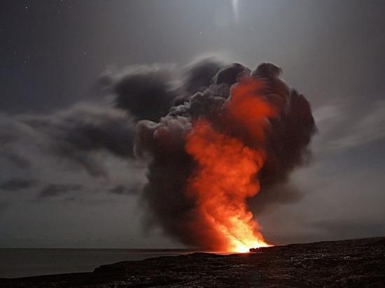 Российские специалисты создали уникальную модель вулканических процессов
