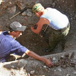 Археологи нашли  кладбище десятого века в Великом Новгороде