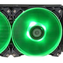 Процессорная СВО ID-Cooling Auraflow 240 синхронизируется с системой подсветки Asus Aura