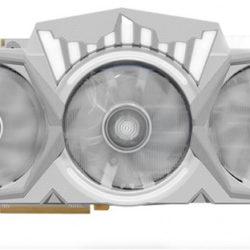 3D-карта KFA2 GeForce GTX 1080 Ti HOF 8 Pack Edition: трехслотовый кулер, встроенный дисплей и очень высокие частоты
