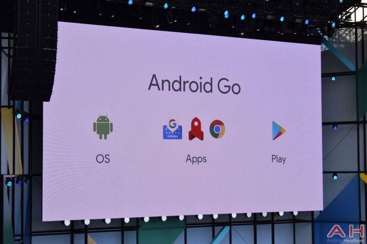 Представлена операционная система Android Go, ориентированная на бюджетные смартфоны