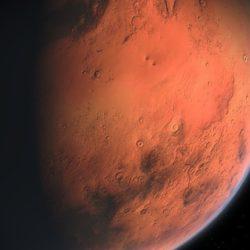 На Красной планете уфологи заметили гигантского краба