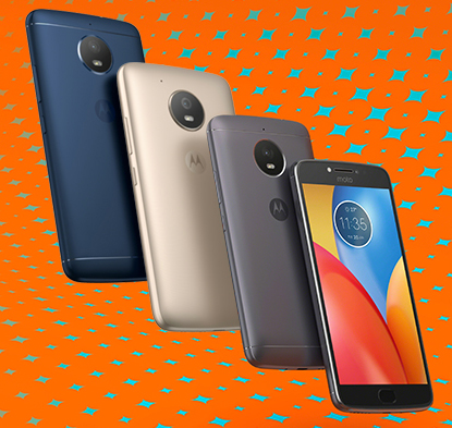 Представлены смартфоны Moto E4 и Moto E4 Plus