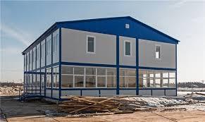 Особенности строительства зданий