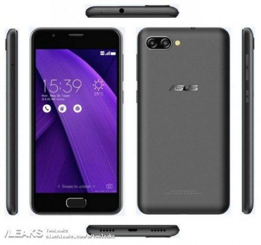 Появилась информация о цене и характеристиках смартфона Asus ZenFone Pegasus 4A