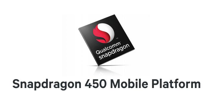 Snapdragon 450 — первая бюджетная 14-нанометровая однокристальная система Qualcomm, которая на самом деле очень похожа на Snapdragon 625