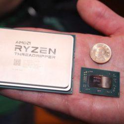 Старший 16-ядерный процессор AMD Ryzen ThreadRipper может стоить всего 850 долларов