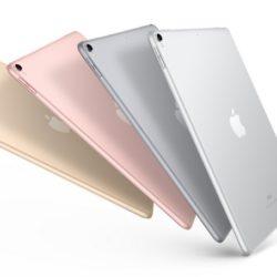 Apple представила планшет iPad Pro с экраном диагональю 10,5 дюйма и SoC A10X
