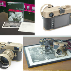 Комплектов Leica M Monochrom Limited Edition Jim Marshall Set выпущено всего 50 штук