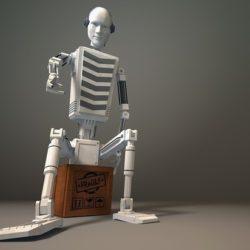 Создан робот, способный добровольно нанести вред человеку