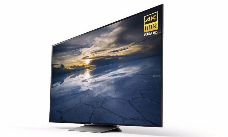 На долю Китая и Северной Америки приходится 70% продаж телевизоров с панелями диагональю от 65 дюймов